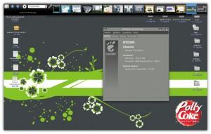 Gwenview, la barra delle anteprime a tutto schermo - Pollycoke :)