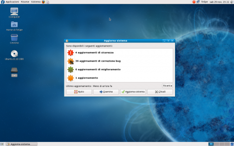 Fedora 10 PackageKit Update - Pollycoke :)