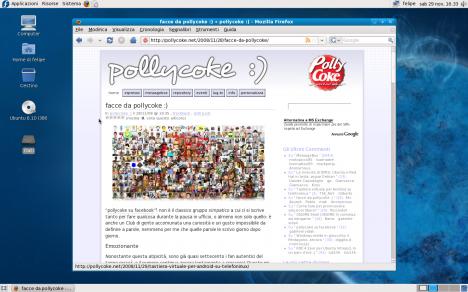 Fedora 10 - Pollycoke :)