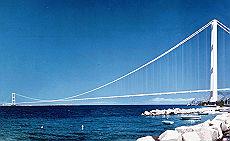 Il progetto del Ponte? Disegnato sul quaderno
