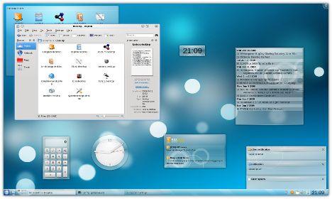 KDE Air