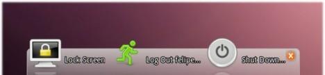 AWN in modalità statusbar, e questa il Dock non ce l'ha!
