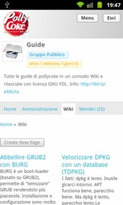 Consultazione delle Guide